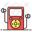Portable Music Player Audio Music Music Player Icon