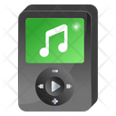 Mp 3 Player Portable Music Player Audio Player Icon