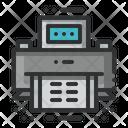 Device Portable Print Icon