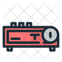 Portable Stove Portable Stove Icon