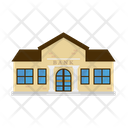 Portal Bank House Icon