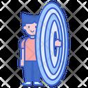 Portal Science Boy Icon