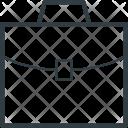 Portfolio Case Bag Icon