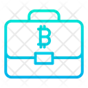 Briefcase Suitcase Office Bag Icon