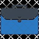 Portfolio Bag Briefcase Icon