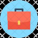 Portfolio Briefcase Bag Icon