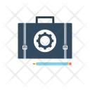 Portfolio Content Management Icon