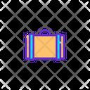 Portfolio Suitcase Briefcase Icon