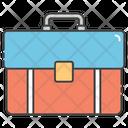 Portfolio Business Bag Briefcase Icon