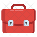 Portfolio Briefcase Bag Icon