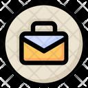 Social Portfolio Bag Icon