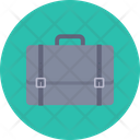 Portfolio Bag Baggage Icon