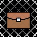 Portfolio Bag Work Icon