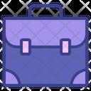 Suitcase Bag Briefcase Icon