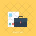 Portfolio Briefcase Official Icon