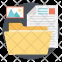Data Folder Files Icon