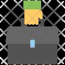 Portfolio Bag Documents Icon