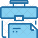 Portfolio Business Management Icon