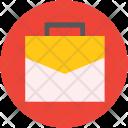 Portfolio Briefcase Laptop Icon