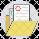 Portfolio Files Folder Icon