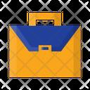 Portfolio Briefcase Case Icon