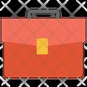 Business Portfolio Briefcase Finance Case Icon
