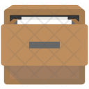 File Cabinet Office Icon