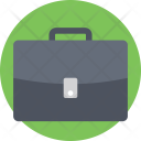 Portfolio Bag Case Icon
