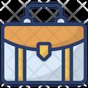 Portfolio Bag Icon