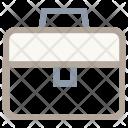 Briefcase Case Bag Icon