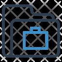 Portfolio folder Icon