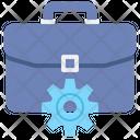 Portfolio Management Assets Briefcase Icon
