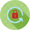Portrait Orientation Lock Icon