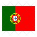 Portugal Flag Flags Icon