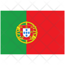Flag Country Portugal Icon