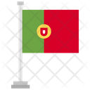 Portugal Country National Icon