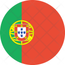 Portugal Flag World Icon