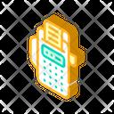 Cash Register Receipt Icon