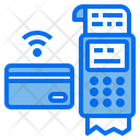 Card Payment Wifi Icon