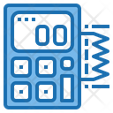 Ticket Calculator Tools Account Icon