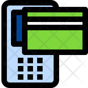 Pos Machine Credit Card Machine Payment Method Icon