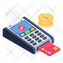 Billing Machine Invoice Machine Point Of Sale Icon