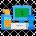 Pos Terminal Payment Method Payt Icon