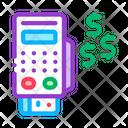 Pos Terminal Payment Icon