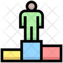 Position User Man Icon