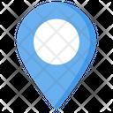 Position Navigation Marker Icon