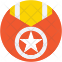Ribbon Badge Position Icon