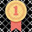 Award Position Badge Icon