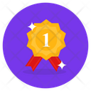 Position Badge Identification Badge Reward Badge Icon