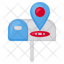 Position Local Pin Icon